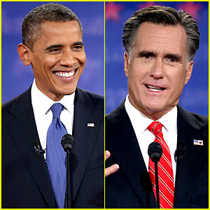 Watch Final Presidential Debate with Barack Obama & Mitt Romney ...