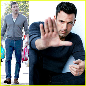 Ben Affleck: GQ's Filmmaker of the Year!