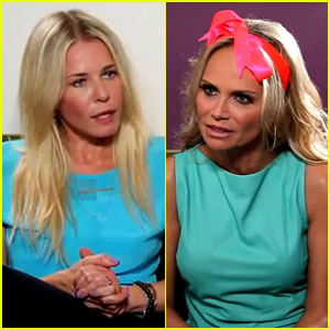 Chelsea Handler & Kristin Chenoweth: Funny or Die Therapy!