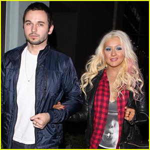 Christina Aguilera & Matthew Rutler: Osteria Mozza Date Night!