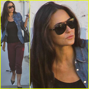 Demi Moore: 50th Birthday Weekend!