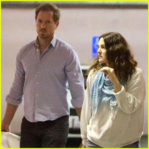 Drew Barrymore & Will Kopelman: Doctor's Visit with Olive!