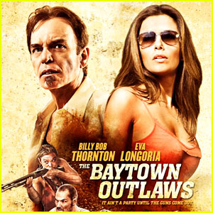 Eva Longoria: New 'Baytown Outlaws' Poster & Trailer!