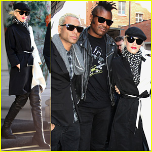Gwen Stefani: No Doubt Private Paris Concert!