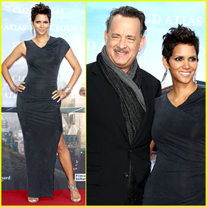 Halle Berry & Tom Hanks: 'Cloud Atlas' Berlin Premiere!