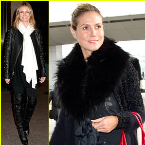 Heidi Klum: Halloween Party Canceled