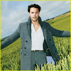 Jack Huston Tweeds 'GQ' Magazine November 2012!