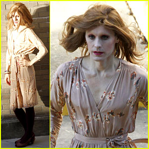 Jared Leto: 'Dallas Buyers Club' Photo Shoot in Drag!
