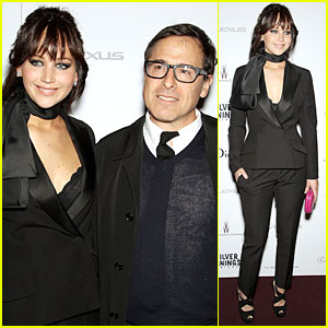 Jennifer Lawrence: 'Silver Linings Playbook' New York Screening!
