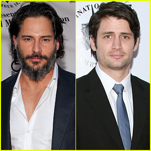 Joe Manganiello & James Lafferty: Destination Fashion Benefit!