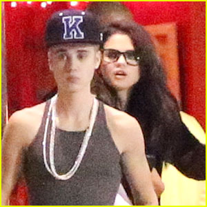 Justin Bieber &#038; Selena Gomez: Yamato Dinner Stop!