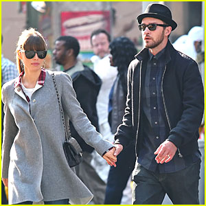 Justin Timberlake & Jessica Biel: Newlyweds 'Skyfall' Date!