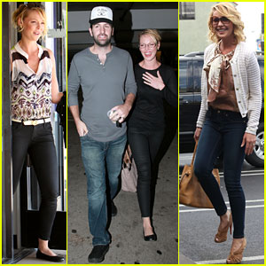 Katherine Heigl: Movie Date with Josh Kelley!