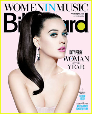 Katy Perry Covers 'Billboard' Magazine's Women in Music Issue!