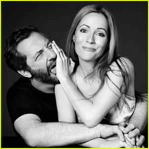 Leslie Mann Talks Collaborating with Hubby Judd Apatow