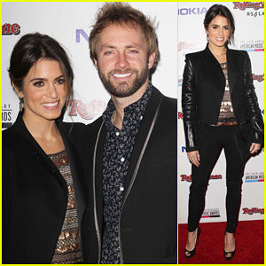 Nikki Reed & Paul McDonald: Rolling Stone AMA After Party!