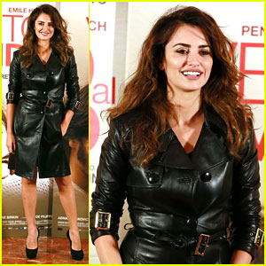 Penelope Cruz: 'Twice Born' Rome Photo Call!