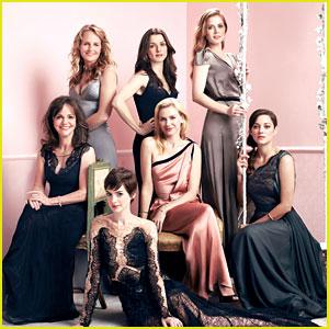 Rachel Weisz & Marion Cotillard: THR's Actress Roundtable!