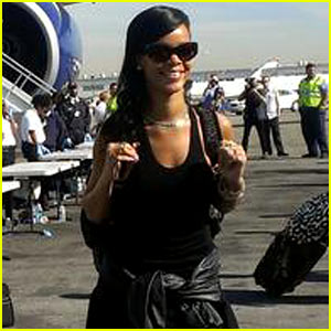 Rihanna: 777 Tour Begins!