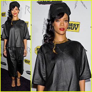 Rihanna: 'Unapologetic' Album Celebration!