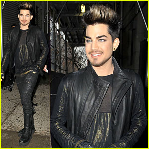 Adam Lambert: 'I'm Not Really Thinking About Marriage'