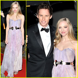 Amanda Seyfried & Eddie Redmayne: Night of Heroes!