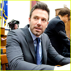 Ben Affleck Drops Out of