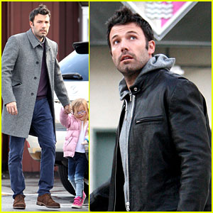 Ben Affleck Reacts to 'Argo' SAG Nominations