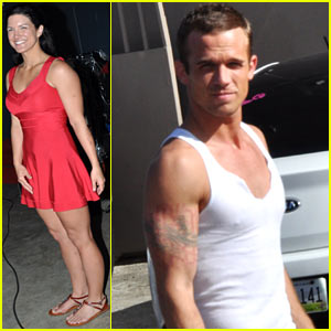 Cam Gigandet: 'In the Blood' Begins Filming!