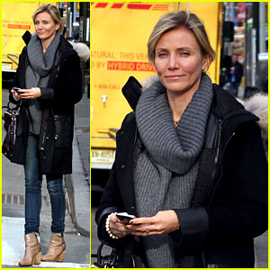 Cameron Diaz Had Trouble with 'Django' Blood Scenes