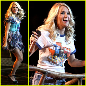 Carrie Underwood: 'So Small' with PS22 Chorus in Newark!