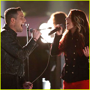 The Killers & Cassadee Pope: 'The Voice' Finale Performance!