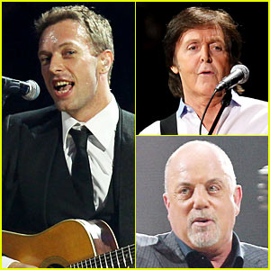 Chris Martin: 12-12-12 Concert for Sandy Relief!