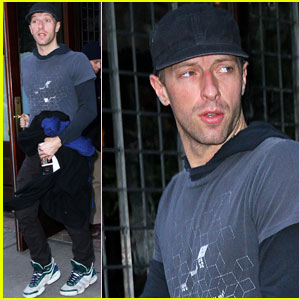 Chris Martin: 'Anna Karenina' Reader