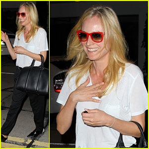 Diane Kruger: I Was Obsessed with 'Twilight'!