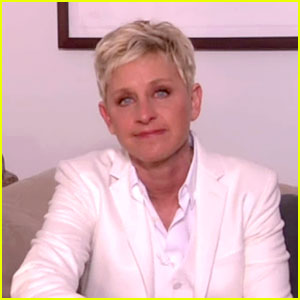 Ellen DeGeneres Dedicates Show to Newtown Shooting Victims
