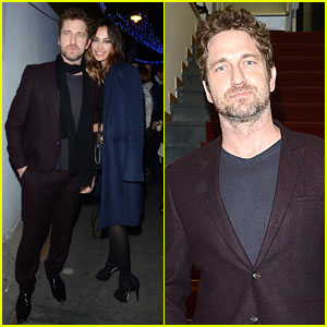 Gerard Butler &#038; Madalina Ghenea: Capri Hollywood Film Festival!