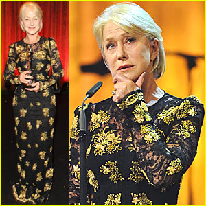 Helen Mirren: European Film Awards Winner!