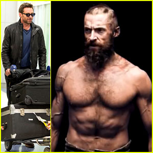Hugh Jackman: Shirtless in 'Les Miserables' Featurette!