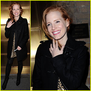 Jessica Chastain Joining 'Good People' with James Franco?