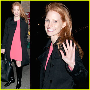 Jessica Chastain Lost It During 'Zero Dark Thirty' Filming!