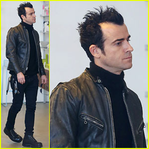 Justin Theroux: Kelly Cole Shopper!