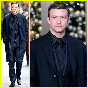 Justin Timberlake: I Didn't Know What SantaCon Was!
