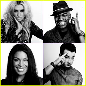 Ke$ha & Ne-Yo: KIIS-FM Jingle Ball 2012 Portraits (Exclusive)