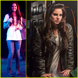 Lana Del Rey: Camp Freddy's Holiday Show at The Roxy!