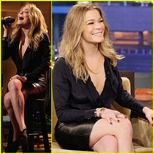 LeAnn Rimes: Carly Rose Sonenclar's Duet Partner in 'X Factor' Finale!