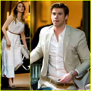 Liam Hemsworth Films 'Paranoia' After Philly Bar Brawl