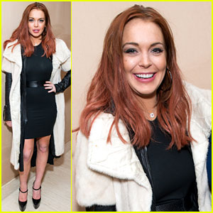 Lindsay Lohan Thanks Charlie Sheen for $100k Gift