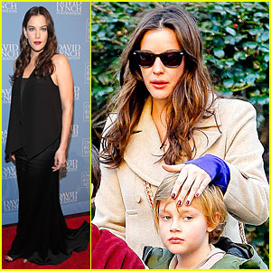 Liv Tyler: Milo's Birthday Walk!