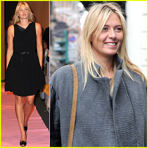 Maria Sharapova: Bing's Most Searched Female Athlete of 2012!
